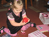 2013. Luca 3 éves
