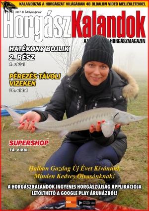 HorgászKalandok 2017. január