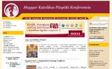 Magyar Katolikus Egyház | Magyar Katolikus Püspöki Konferencia