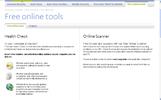 F-Secure Free Online Tools | PC Online biztonsági llenőrzése, víruskeresés