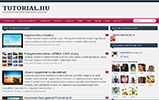 Tutorial.hu | Magyar nyelvű honlapkészítési leírások