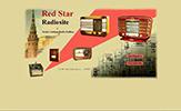 Red Star Radiosite   Russian Old radios   Orosz Antik Rádiógaléria