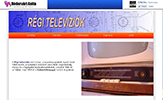 Régi Televíziók   Öcsödi Zsolt honlapja