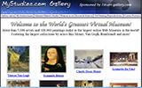 Virtual Gallery Home   My Studios.com