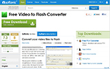Free Video to Flash Converter