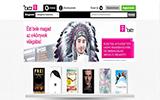 Telekom 'Txtr e-könyv áruház | e-book websop