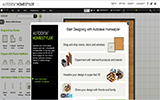 Autodesk Homestyler | 3D-s háztervező onlie program