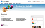 DVDVideoSoft Free Studio 2013 - Egy telepítéssel 48 multimédiás program!