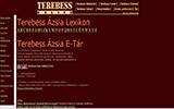 Terebess Online | Onlone Ázsia Lexikon és e-tár