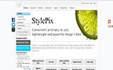 Hornil StylePix 1.12.3 képszerkesztő