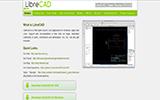 LibreCAD - Open Source 2D-CAD tervezőalkalmazás